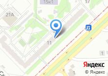 Компания «Спартак-35» на карте