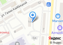 Компания «Агро-Казань» на карте