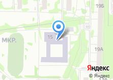 Компания «Средняя общеобразовательная школа №24 с углубленным изучением отдельных предметов» на карте