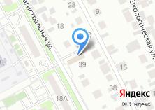 Компания «Автостудия Motor» на карте