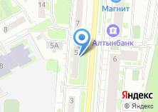 Компания «Zlatos» на карте