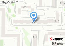 Компания «Строящийся жилой дом по ул. Академика Завойского» на карте