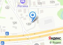 Компания «ТаланТ» на карте