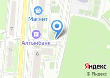 Компания «Автостоянка на ул. Академика Глушко» на карте