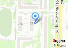 Компания «Авто-Помощь №1» на карте