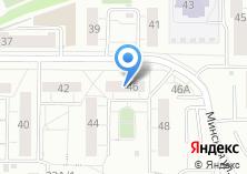 Компания «OOO «ПРОФМАСТЕР»» на карте