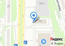 Компания «Шина-Сервис» на карте