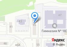 Компания «Атрибут» на карте