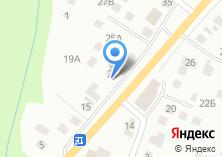 Компания «Киндери» на карте