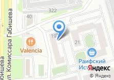 Компания «Бант» на карте