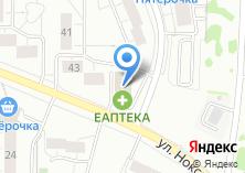 Компания «Зефир-тур» на карте