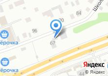 Компания «Центр резки» на карте