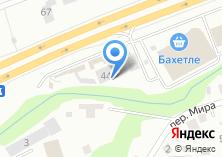 Компания «ТЕХНО-ТОЧКА» на карте