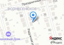 Компания «Лореви» на карте