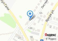 Компания «Студия Си» на карте