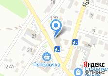 Компания «Магазин садовых и хозяйственных товаров» на карте