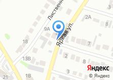 Компания «Шиномонтажная мастерская на Лиственной» на карте