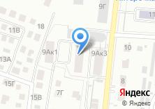Компания «Завод ЖБИ-3» на карте