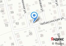 Компания «Жемчужина России» на карте