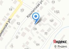 Компания «АвтоПрокат116» на карте