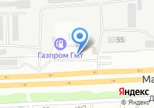 Компания «АГНКС» на карте