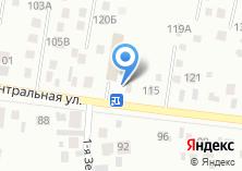 Компания «Гринвуд» на карте