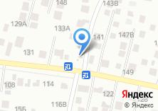 Компания «Айк» на карте