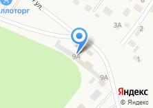 Компания «Автосервис на ул. Мелиораторов» на карте