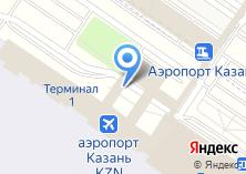 Компания «Аэро-Трансфер» на карте