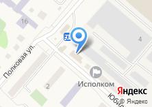 Компания «Батыр» на карте