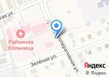 Компания «Минслу» на карте