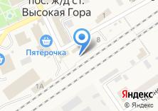 Компания «Аленушка» на карте