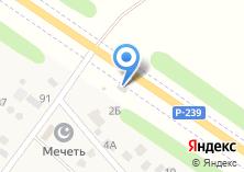 Компания «Атлас» на карте