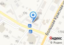 Компания «Монитор» на карте