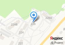 Компания «Шатлык» на карте