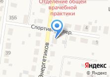 Компания «Отделение общей врачебной практики Ставропольская центральная районная больница» на карте