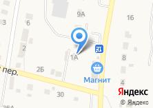 Компания «Зеленоглазое такси» на карте