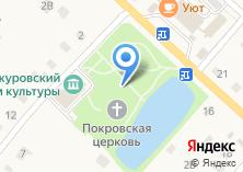Компания «Покровская церковь» на карте