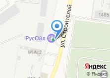 Компания «АЗС Орион» на карте