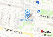 Компания «Пекарь» на карте