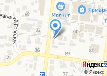 Компания «Хмельница» на карте
