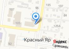 Компания «Управление пенсионного фонда РФ Красноярского района» на карте