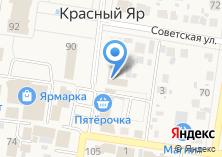 Компания «Правовой советник» на карте