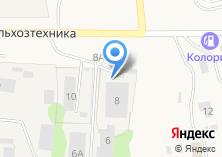 Компания «Красноярский хлебокомбинат» на карте