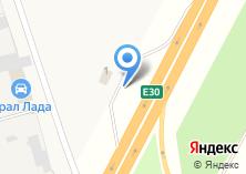 Компания «Зависай» на карте