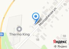 Компания «Волга-Ойл» на карте