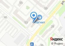 Компания «Fokus-print» на карте