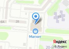 Компания «Магазин канцтоваров на ул. Мурадьяна» на карте