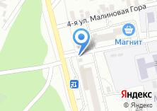 Компания «Каравай» на карте