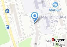 Компания «Библиотека им. Ф.Г. Кедрова» на карте